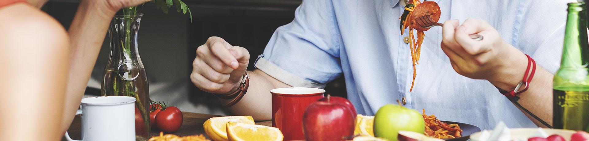 Socializzare in pausa pranzo